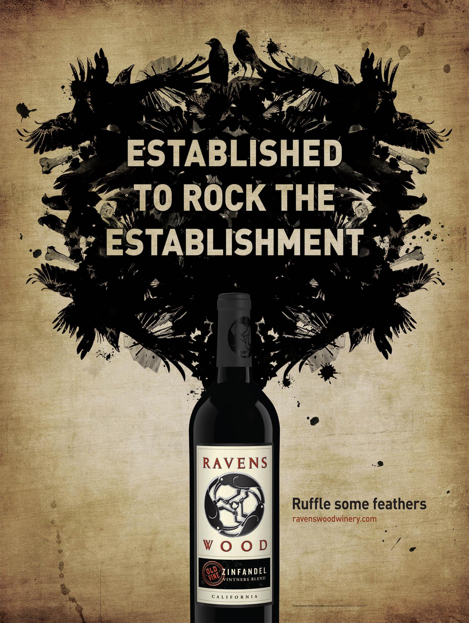 Ravenswood: Brand Campaign