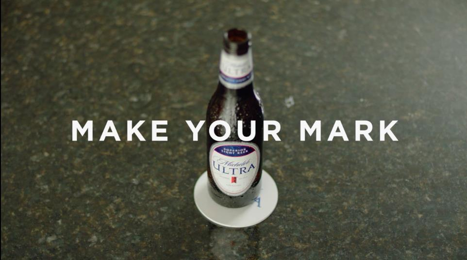 Michelob Ultra Twitter Video Campaign