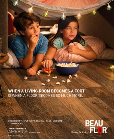 Beauflor Branding