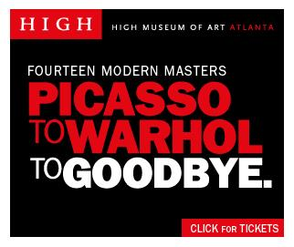 High Museum: Picasso to Warhol