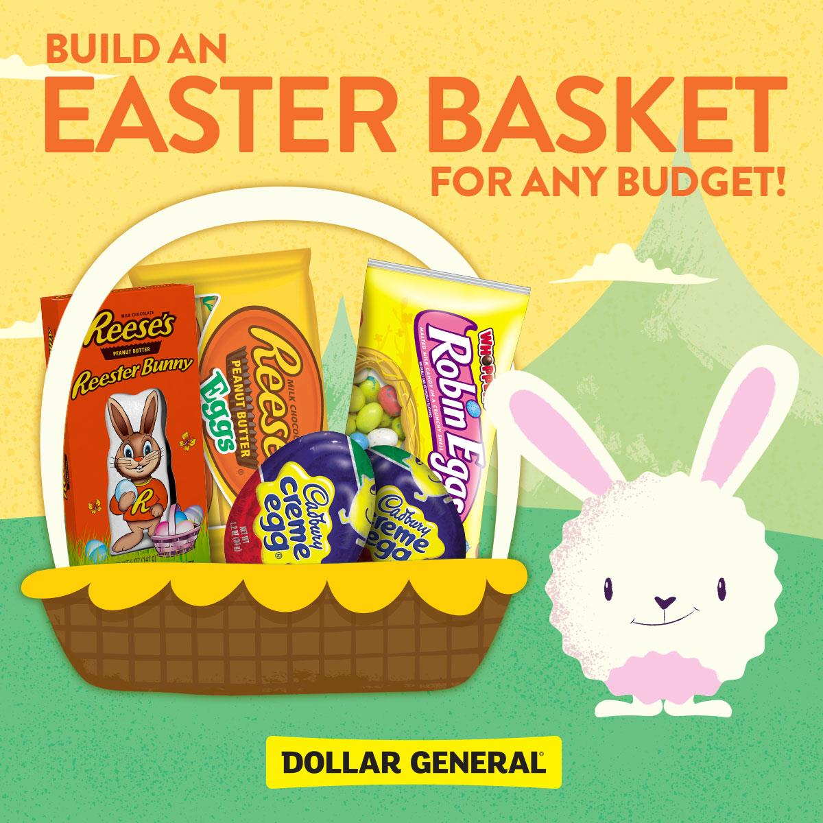 Hershey Easter at Dollar General