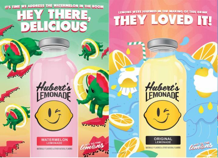 "Hubert's ""Joy to the Lemons"""