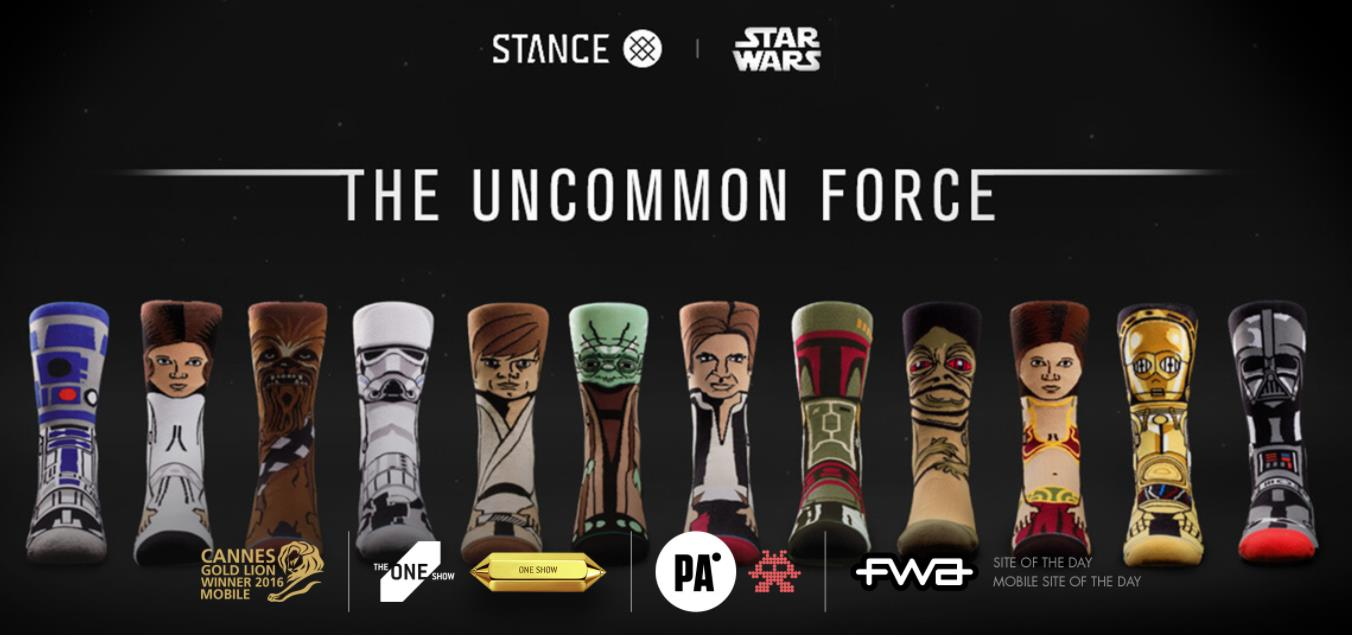 "Stance ""The Uncommon Force"""