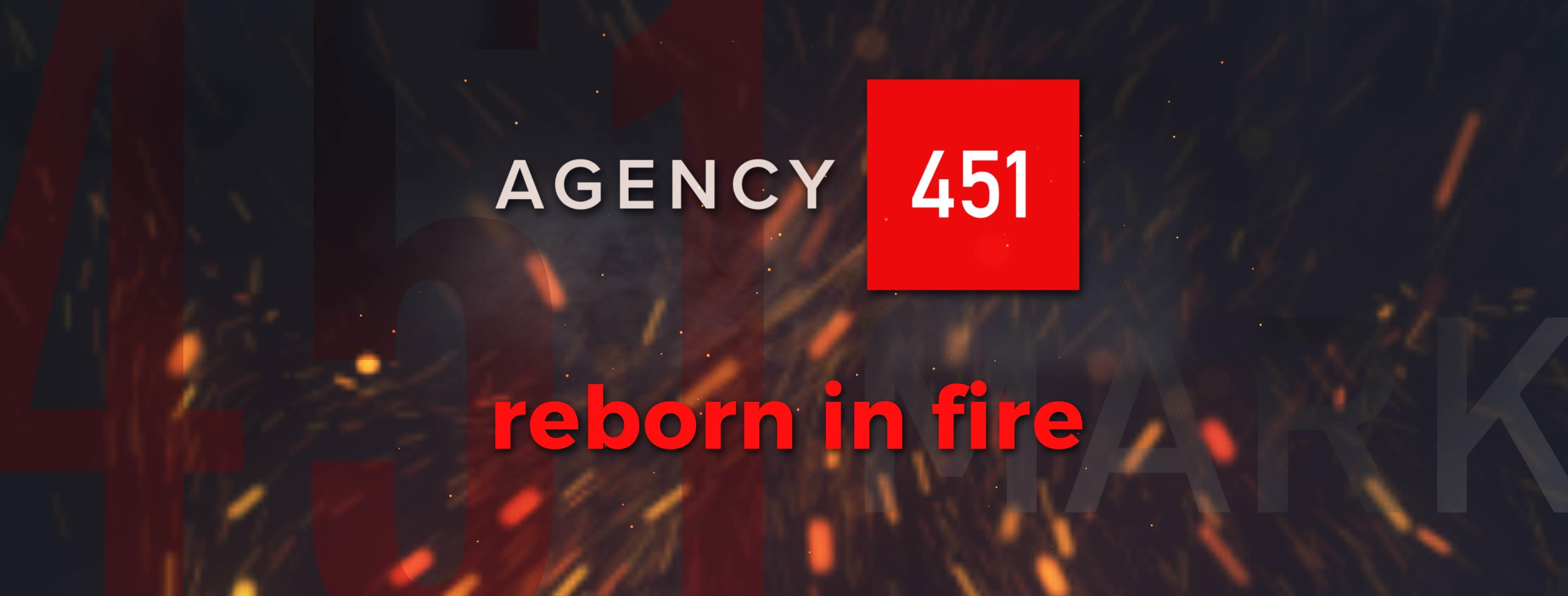 451 Marketing Rebrands as Agency 451