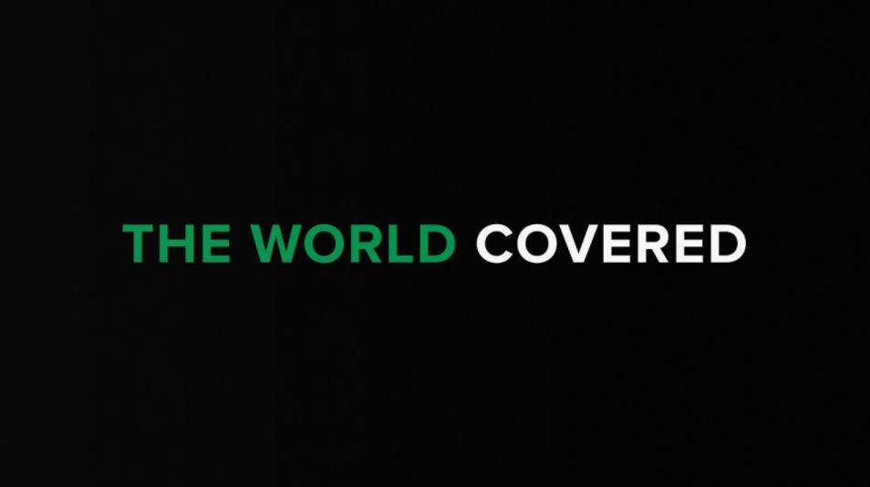 The World Covered