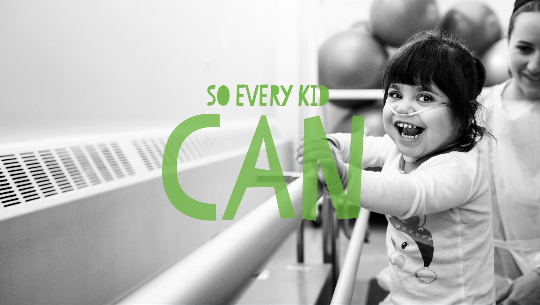 "Franciscan Children's - ""So Every Kid Can"""