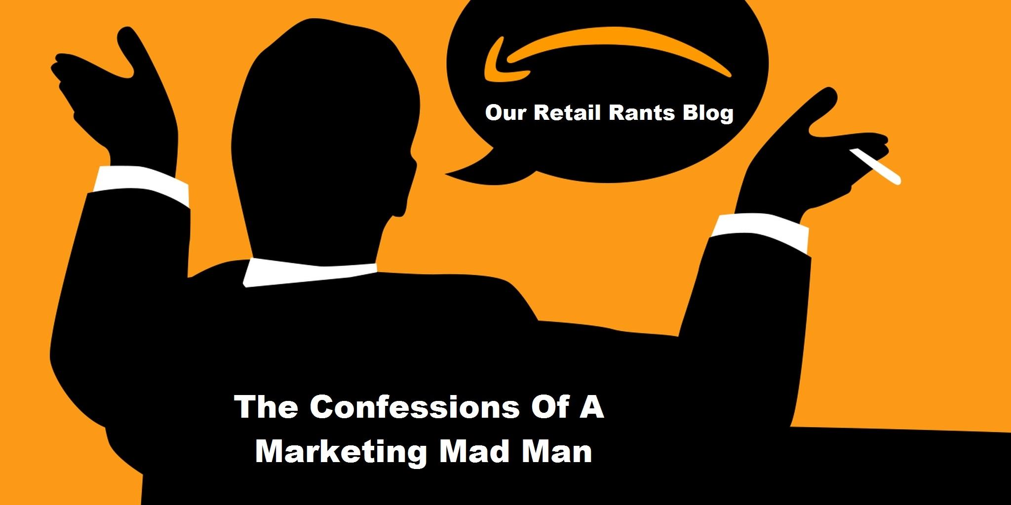 "OUR ""RETAIL RANTS"" BLOG -  A Marketing Website  Dedicated To Retailers, Brands​  & Small Businesses"