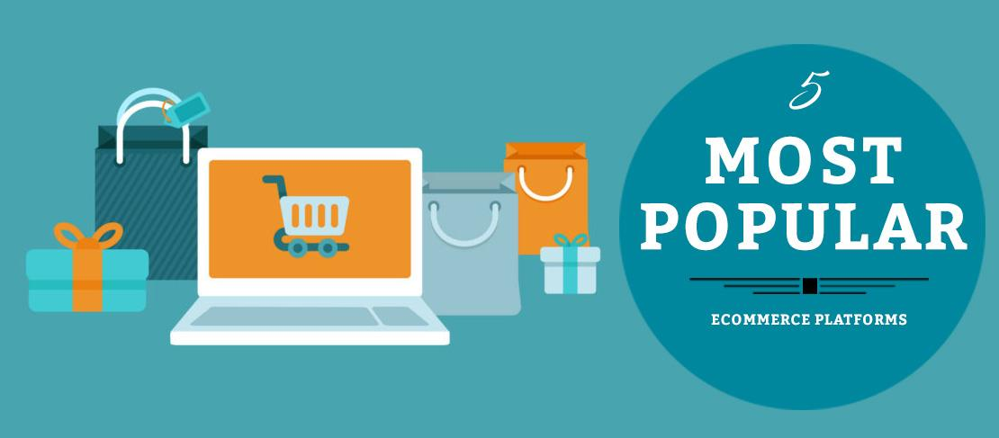 Top 5 eCommerce Platforms for your Online Store - Easy Articles