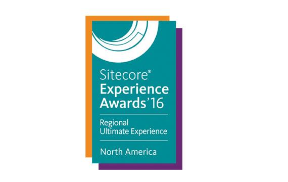 MXM Receives Sitecore's Ultimate Experience Award For North America