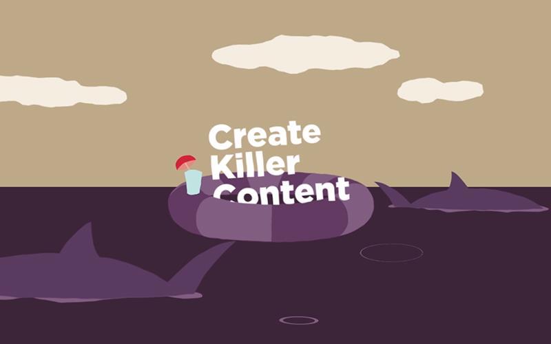 Beyond Buzzwords: Create Killer Content