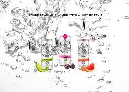 Launching a brand: White Claw Hard Seltzer