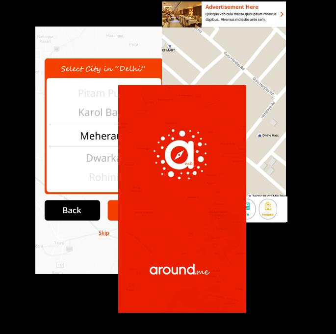 Around Me App