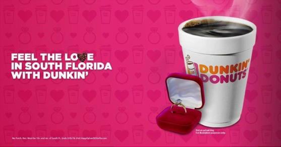 Happily Ever Dunkin
