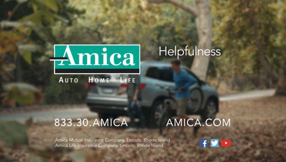 Amica: Trusted Friends