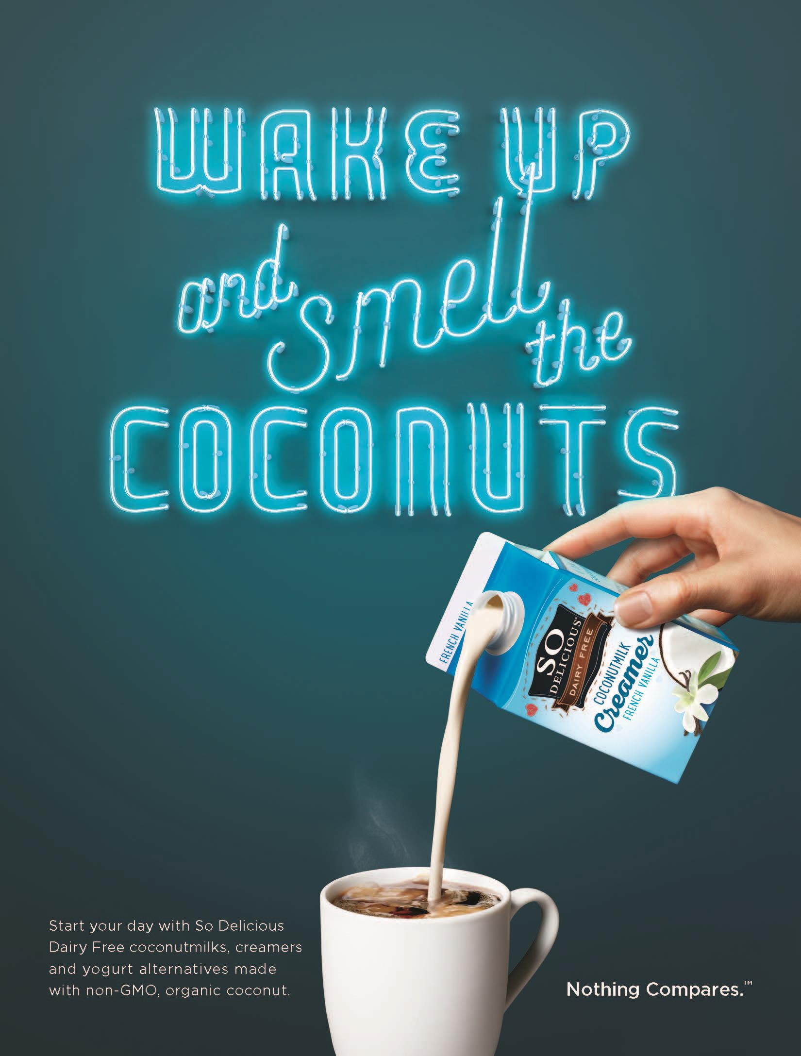 "So Delicious ""Coconuts"" print"