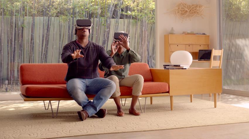 Kuri Virtual Reality