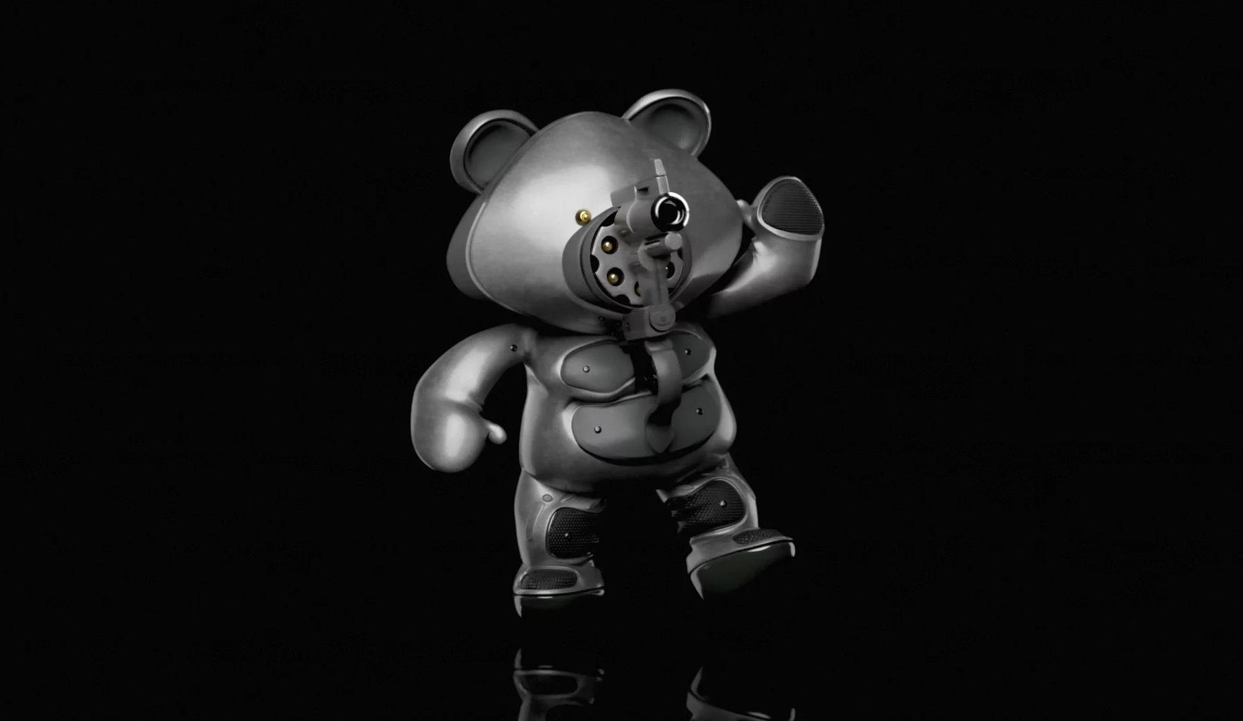 "Teddy Gun ""Teaser"""
