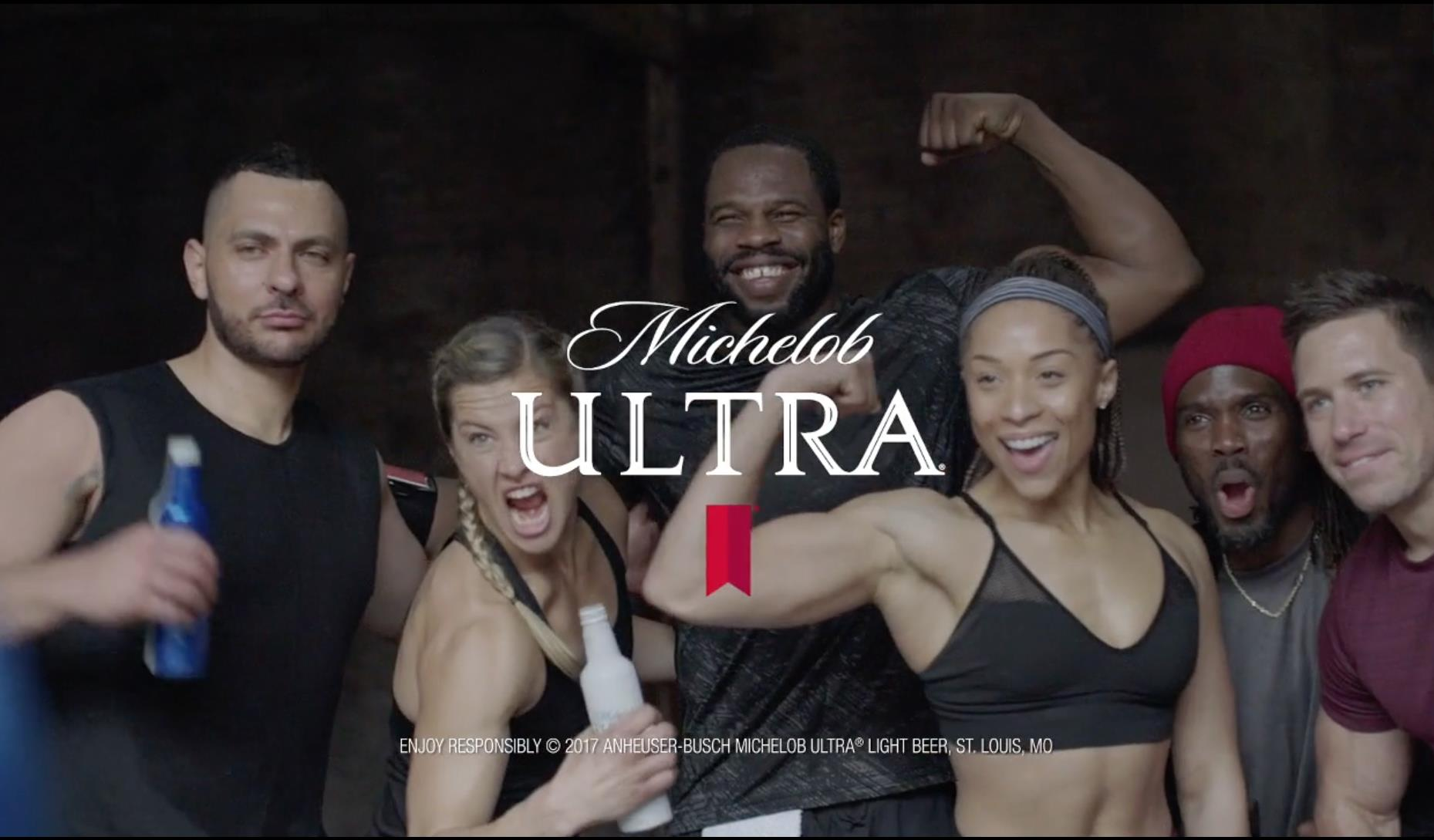 Michelob ULTRA-Our Bar (Super Bowl 2017)