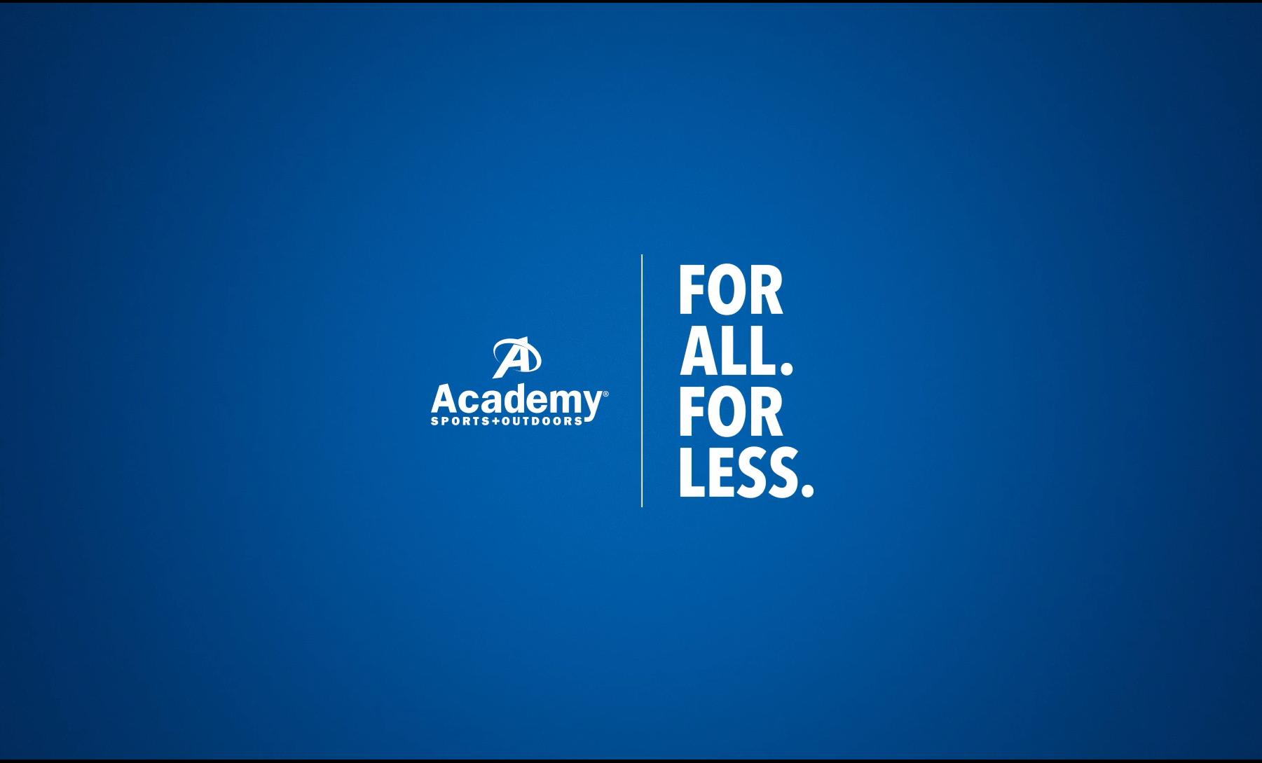 Academy Sports+Outdoors-Make it Happen