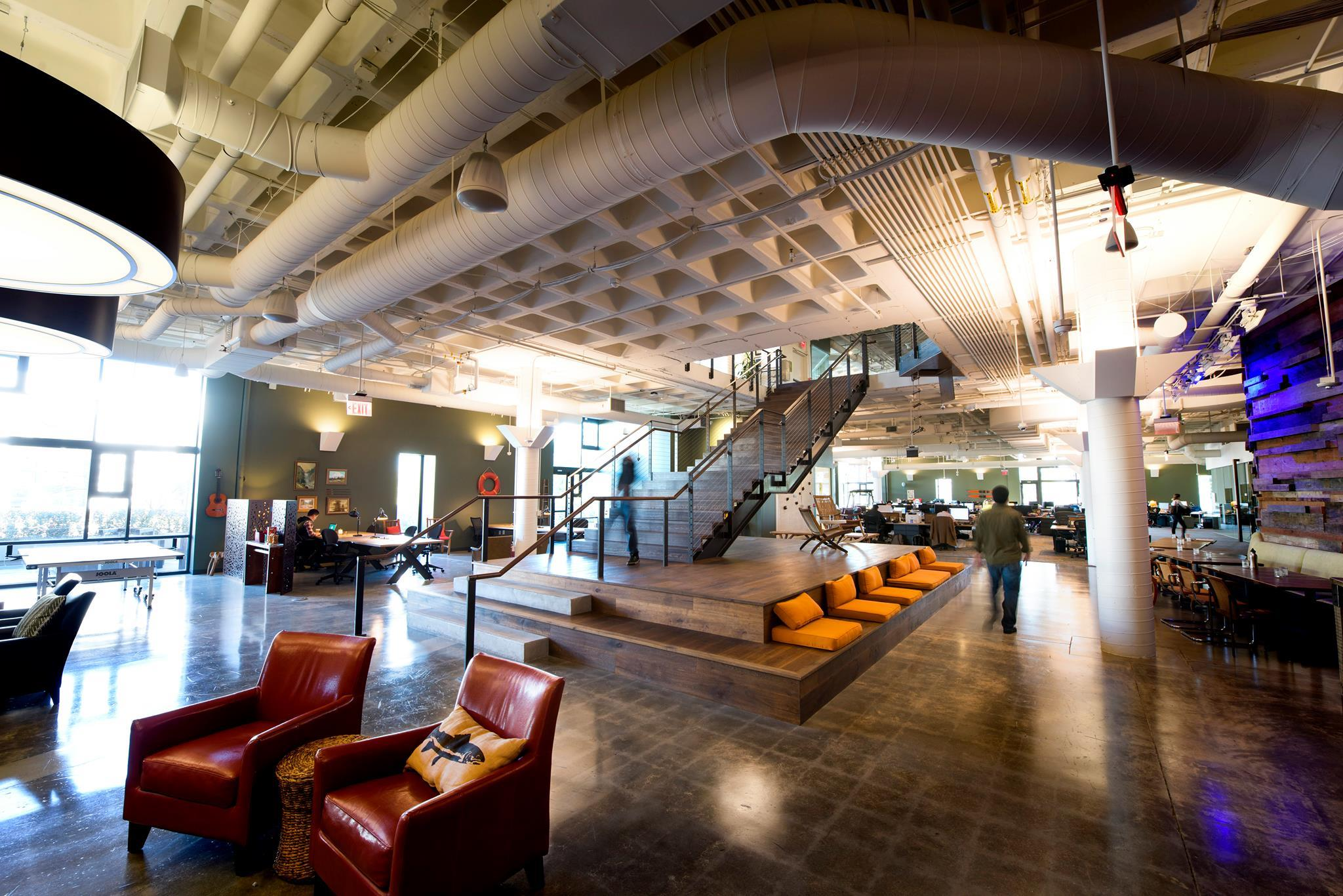 Coworking and Office Space For Small Creative Businesses   El Camp