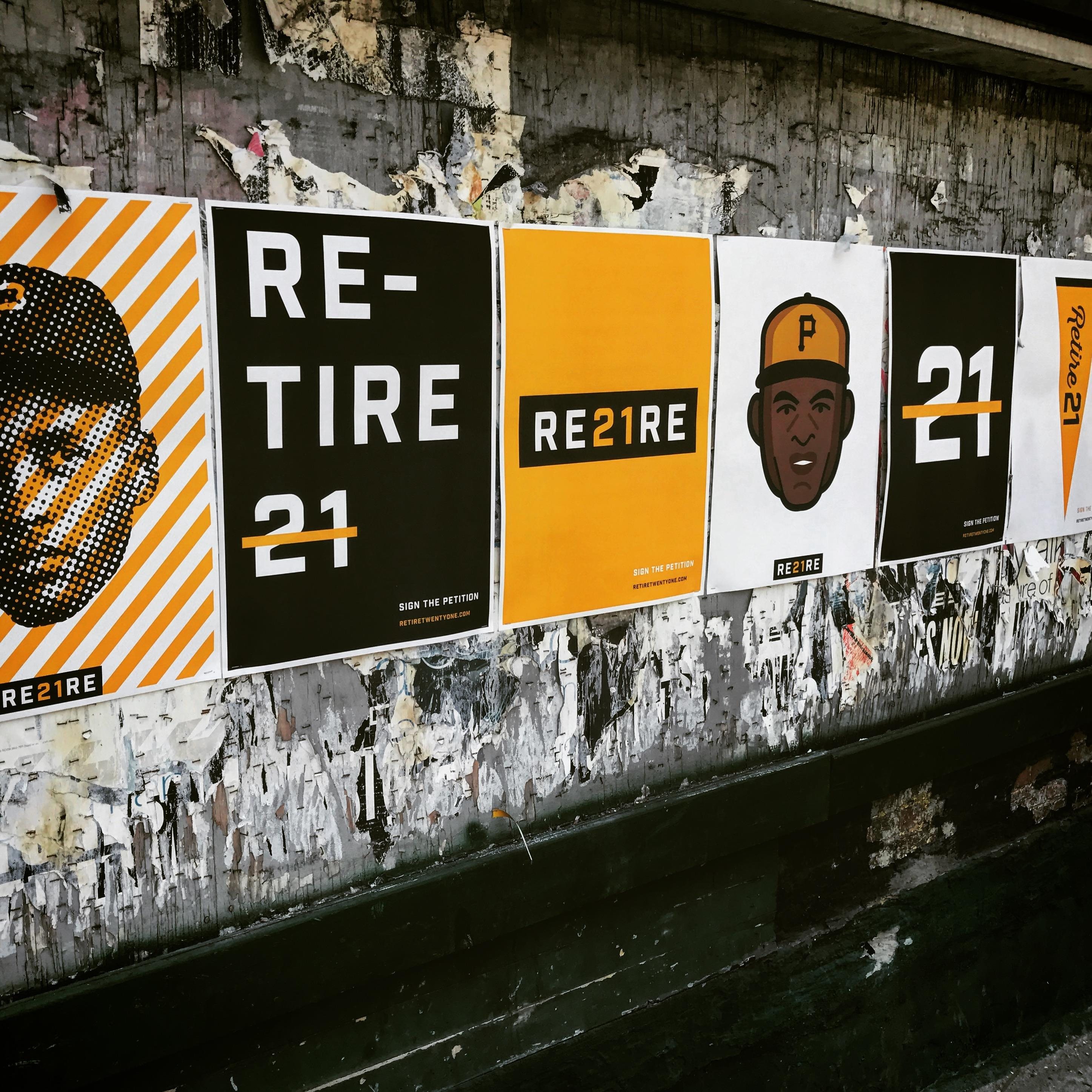 The Clemente Museum: Retire 21