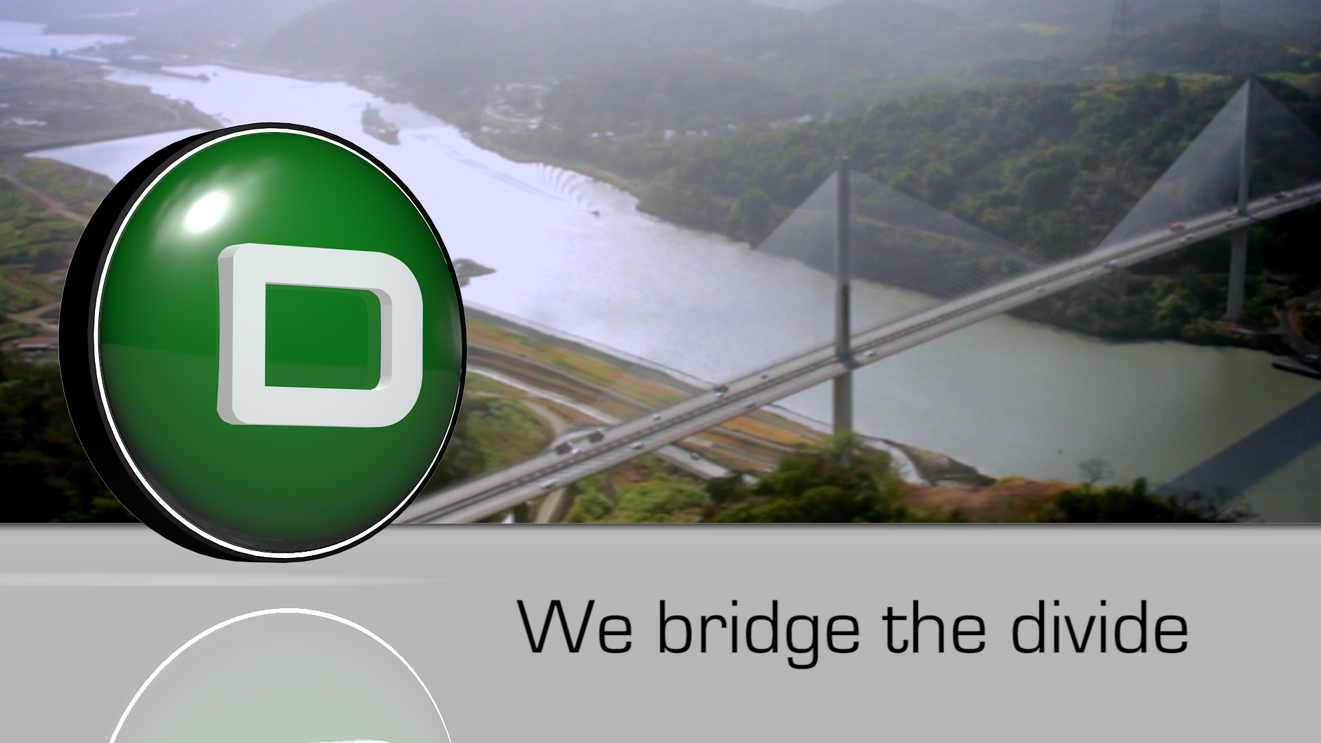 We bridge the divide