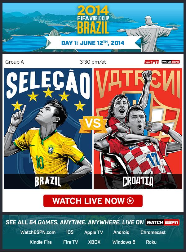 ESPN FC World Cup Essentials