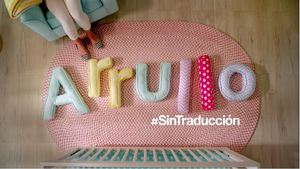 Target - #SinTraduccion (Arrullo)