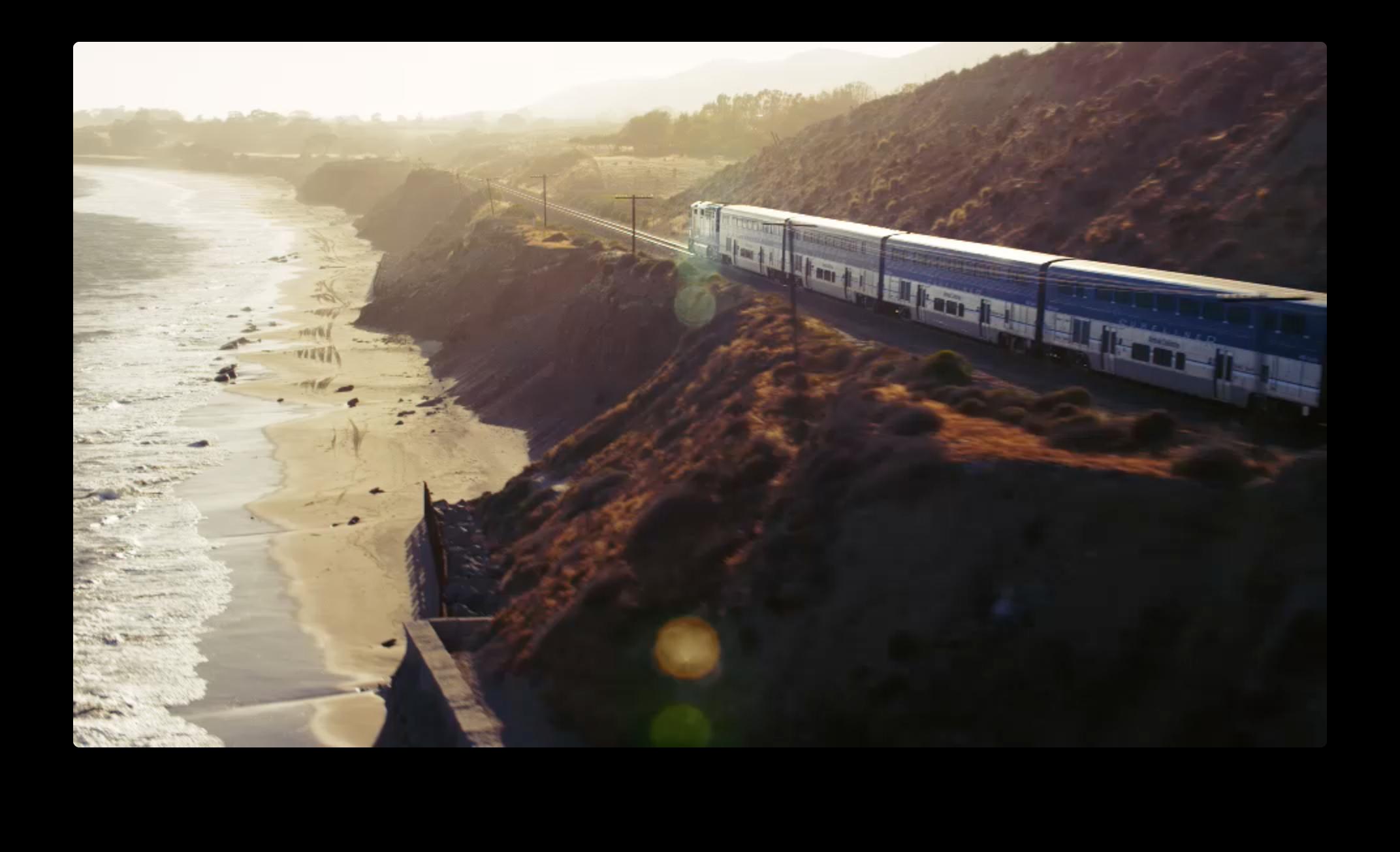 Amtrak - Infinite Stories