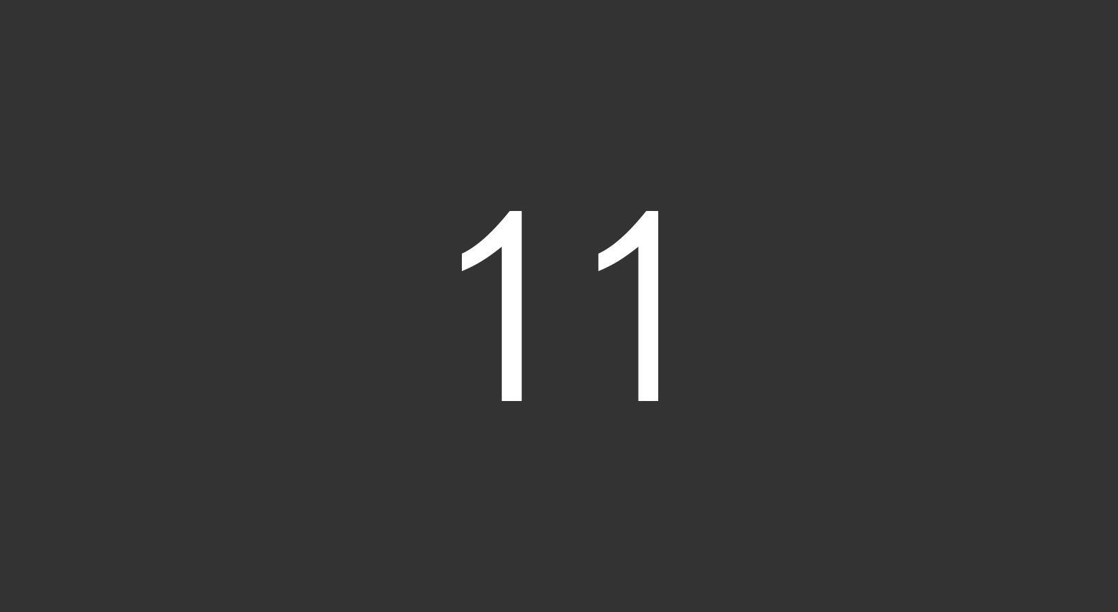Eleven inc.