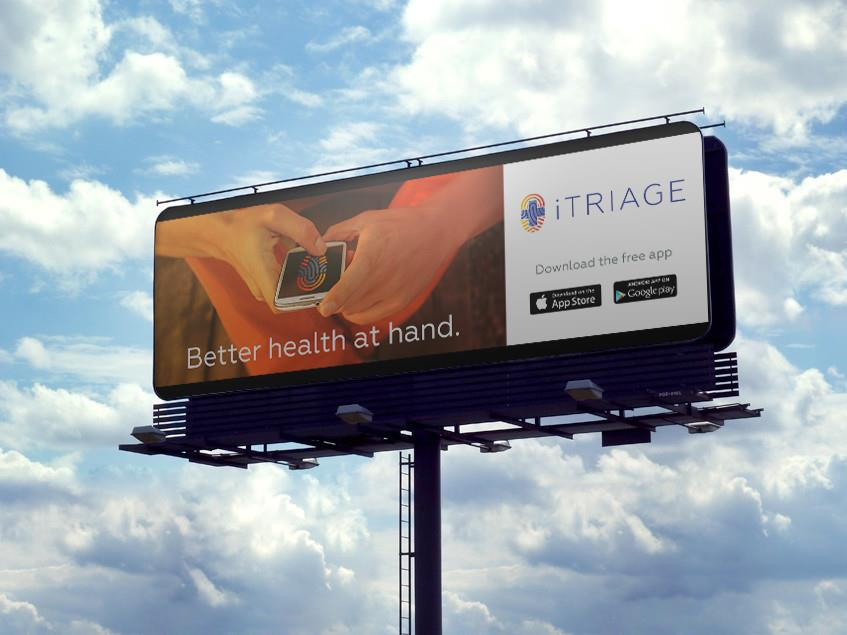 iTriage Billboard
