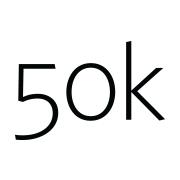 50,000feet