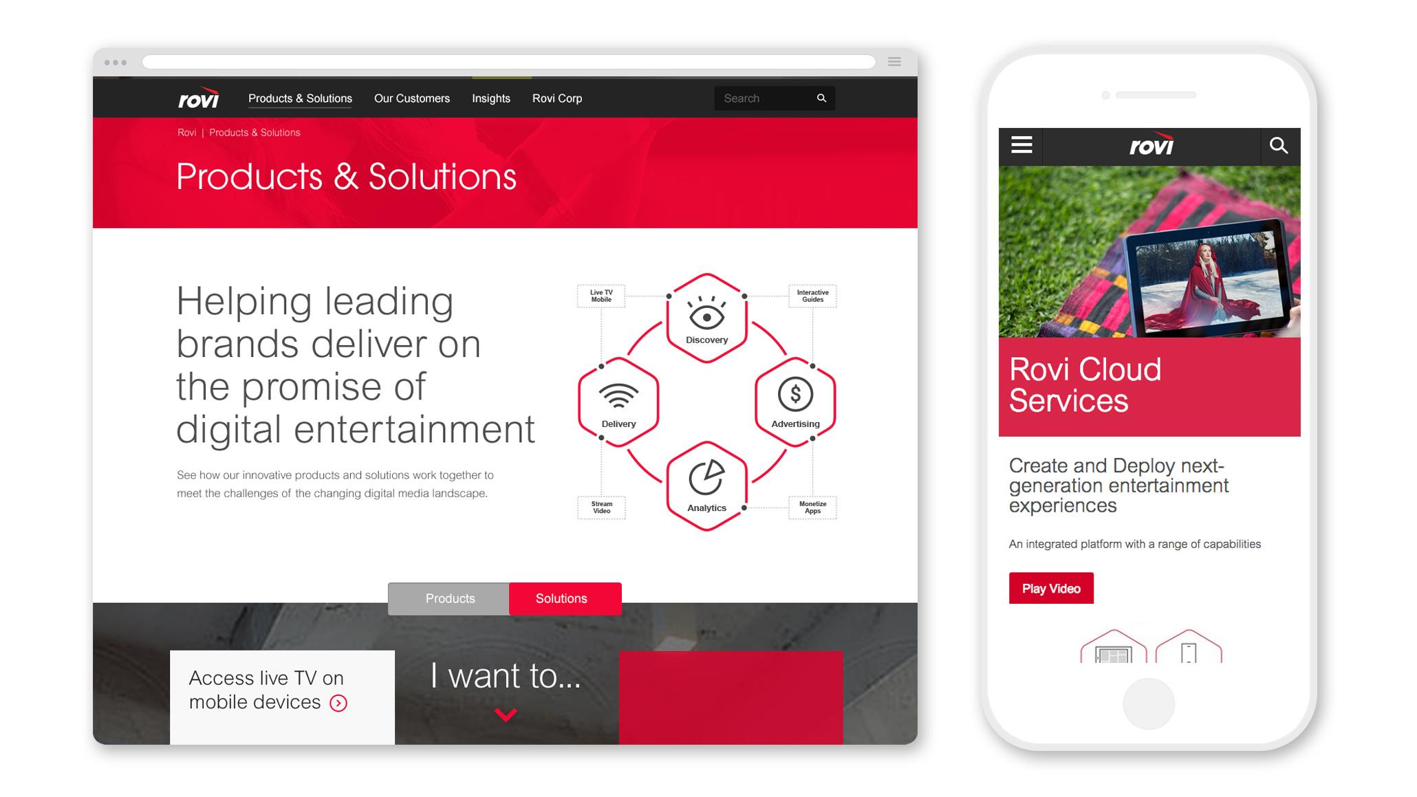 Rovi: Solutions-based Sales Approach Launches a Fresh Direction