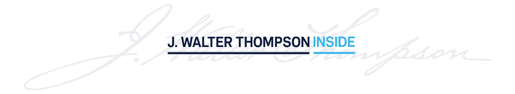 J. Walter Thompson INSIDE