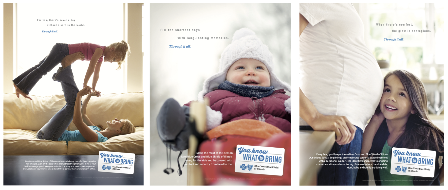 Blue Cross Blue Shield - Print