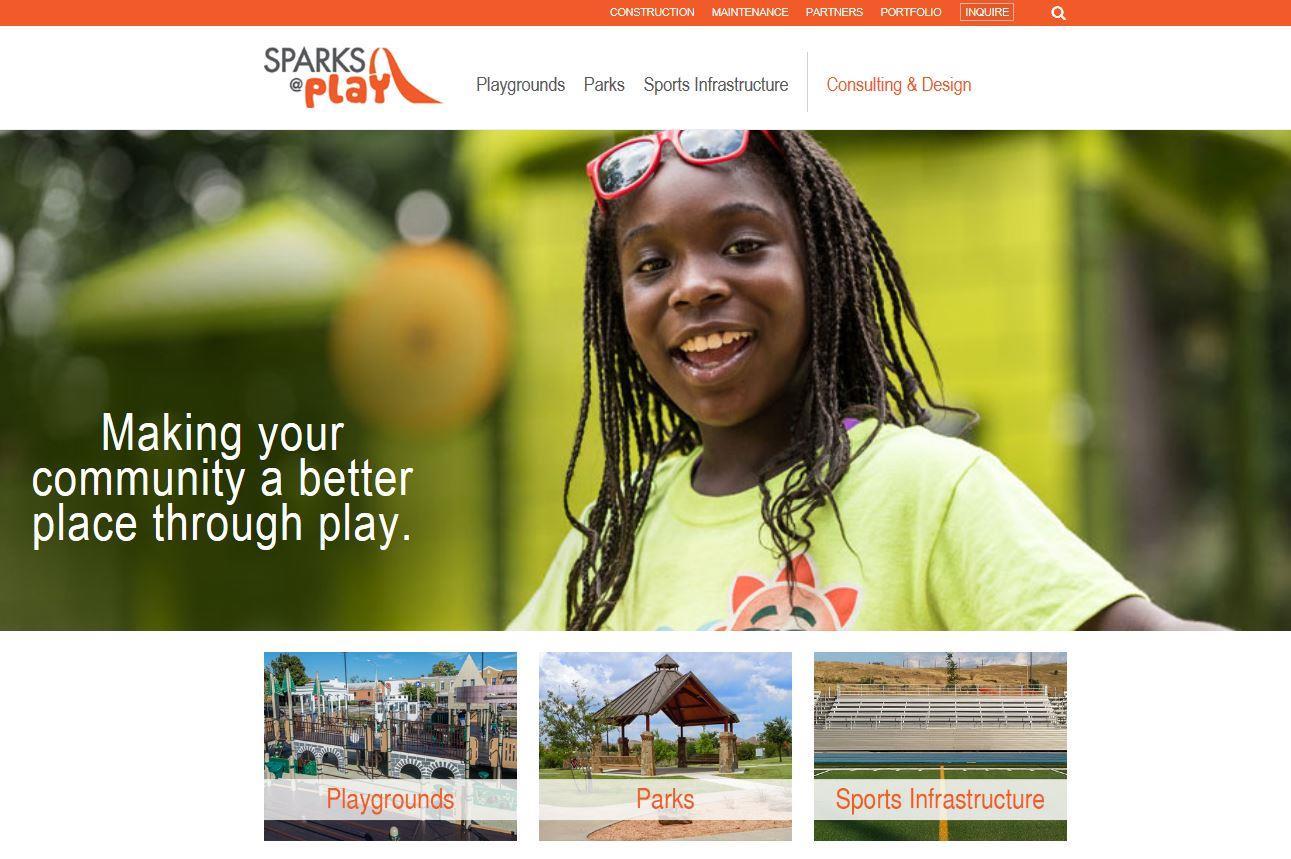 SparkAtPlay Website