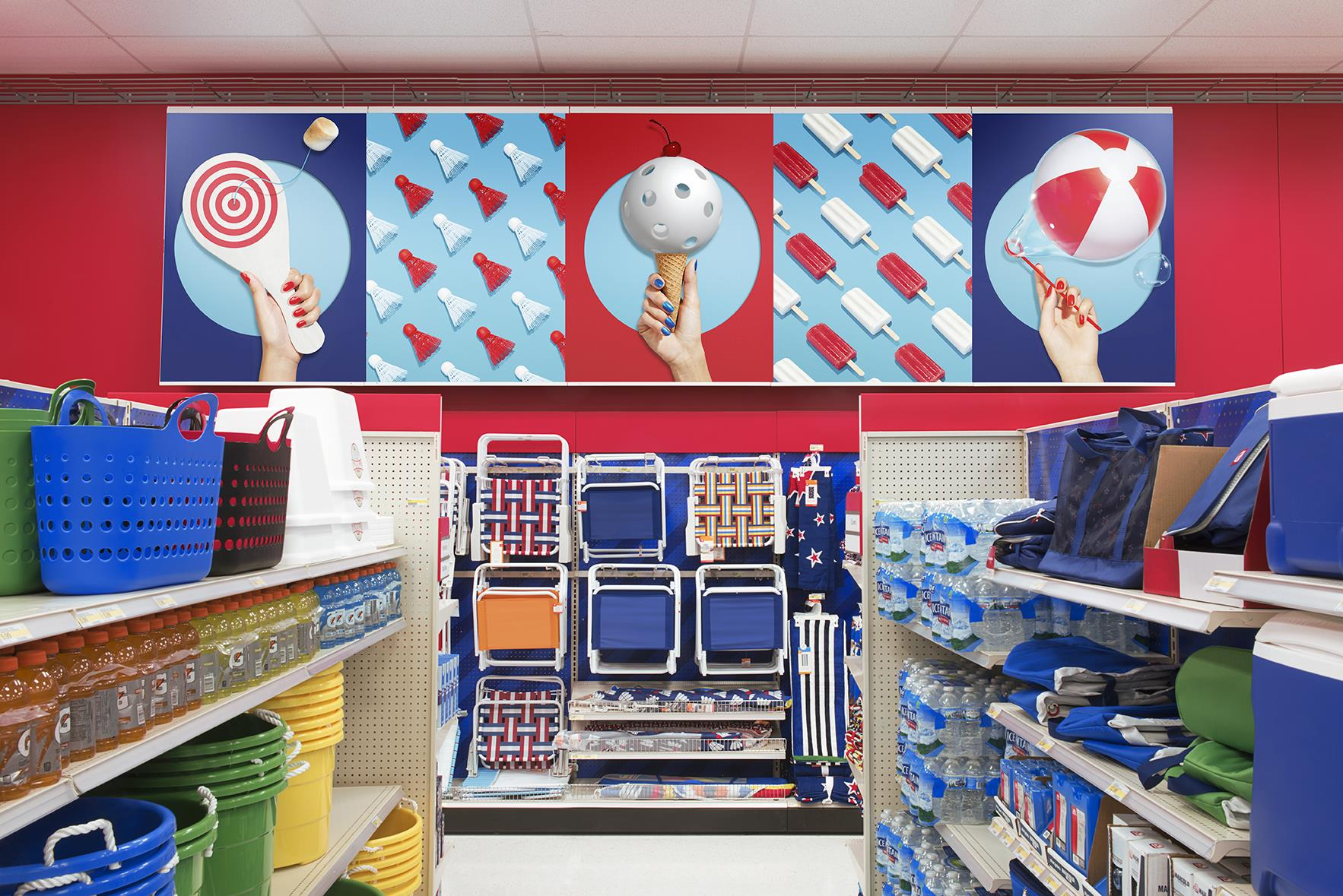 Target - Summer In-Store