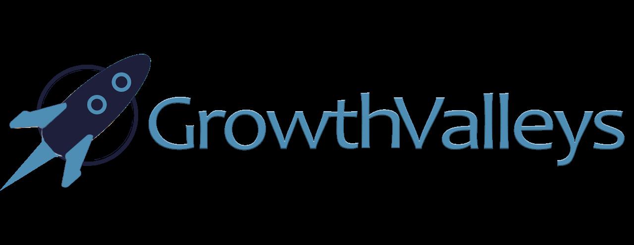 Growth valleys