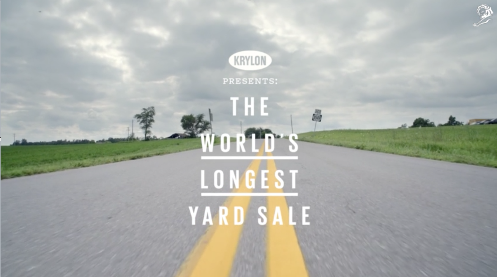 Krylon: Pinterest Yard Sale