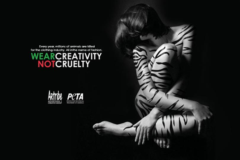 Wear Creativity not Cruelty