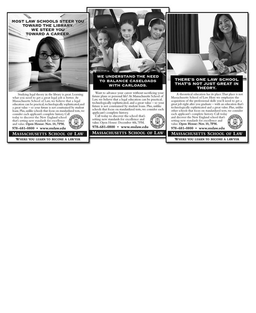 Newspaper campaign
