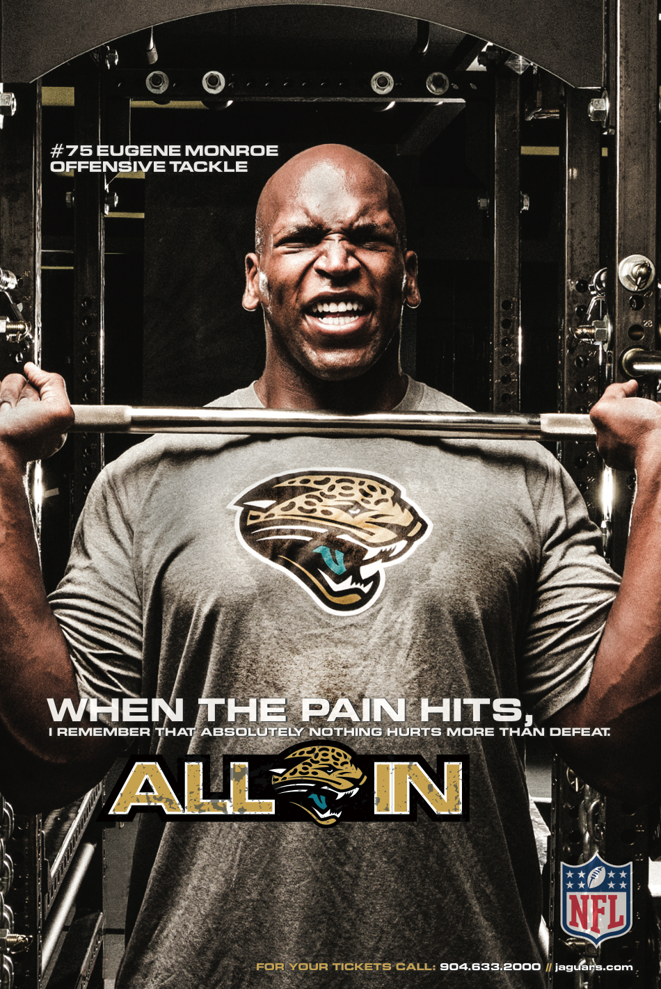 Jaguars: All In - Monroe
