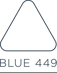 Blue 449 USA