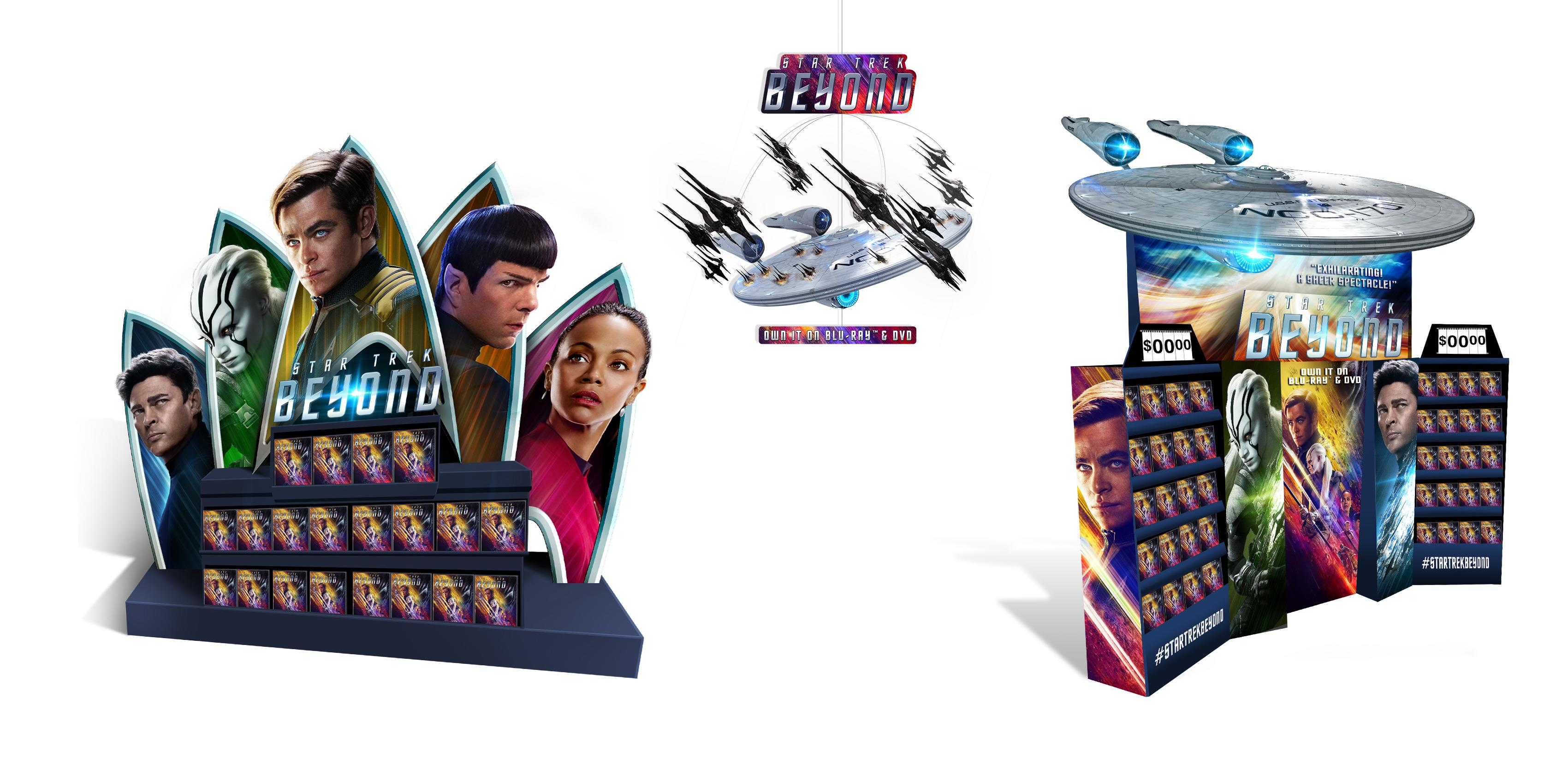Star Trek POP Elements