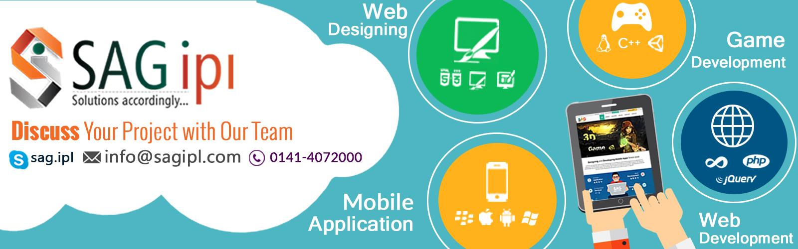 Web, Apps and Game Application Development - SAGIPL