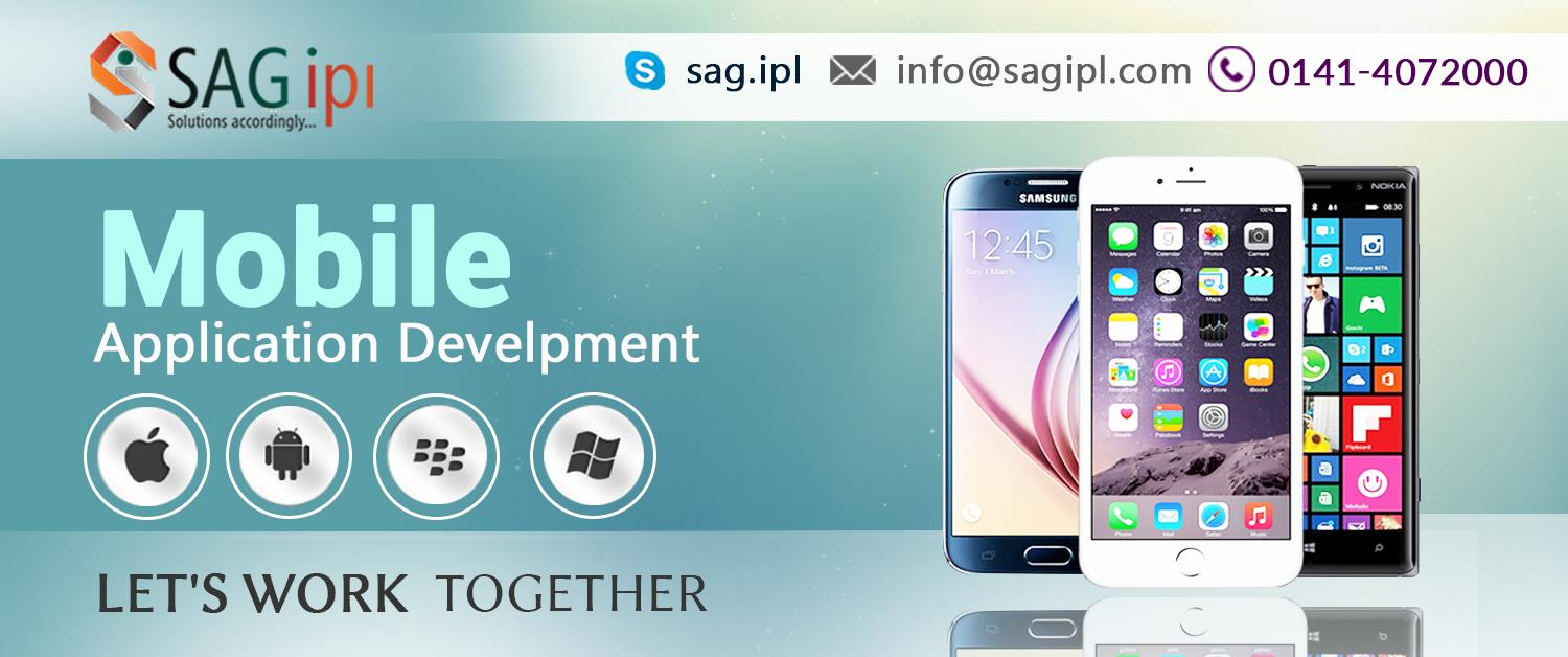 Mobile Application Development - SAGIPL