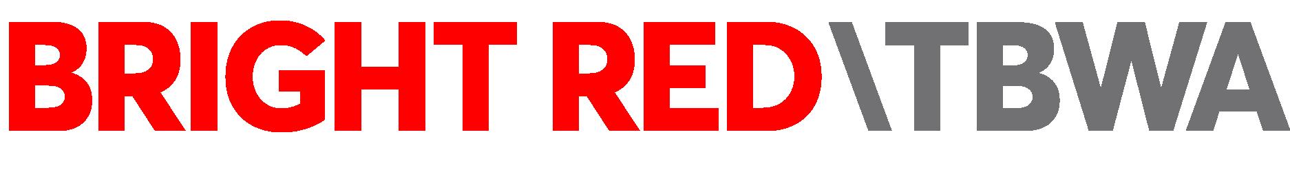BRIGHT RED\TBWA
