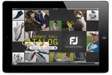 FootJoy In-store App