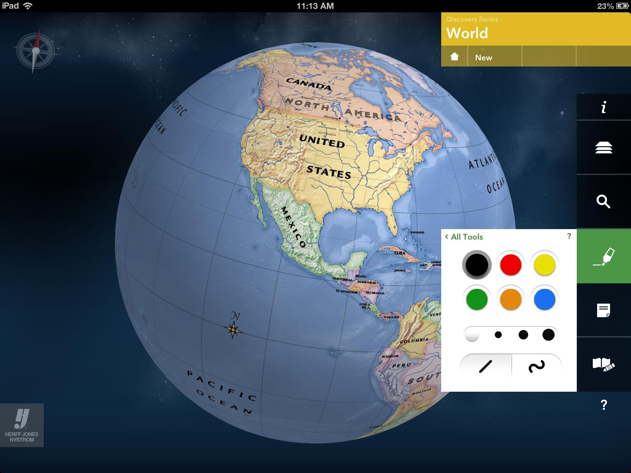 StrataLogica for the iPad