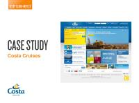 Costa Cruises 800# Tracking Case Study